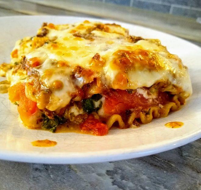 lasagne canard