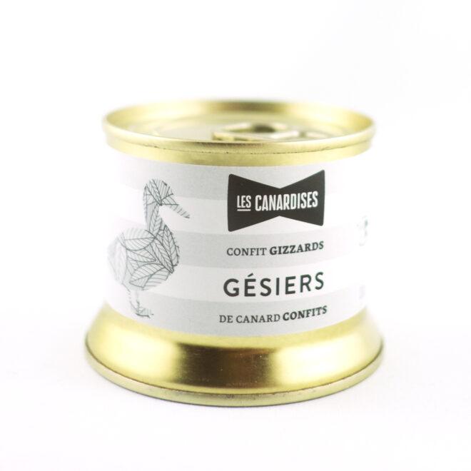 gésiers
